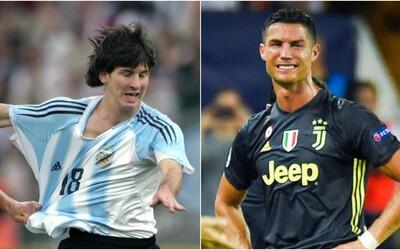Aj Ronaldovi či Messimu občas rupnú nervy. Červené karty týchto 10 hviezd ťa prekvapia svojou brutalitou