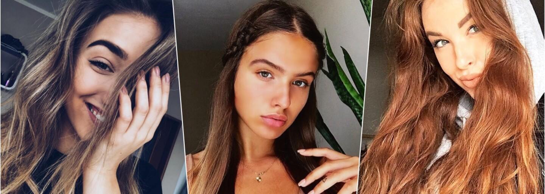 Aj Slovenky a Češky si dokážu podmaniť tvoj Instagram. Krása v našich krajinách presahuje geografické regióny