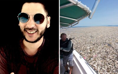 Aj slovenskí raperi už varujú pred plastovým odpadom. Opak z A.M.O. varuje pred oceánmi preplnenými plastom