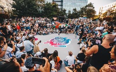 Aj tento rok rozprúdi Bratislavu street dance. Príď osláviť tanec a hlasuj za víťaza Red Bull Dance Your Style