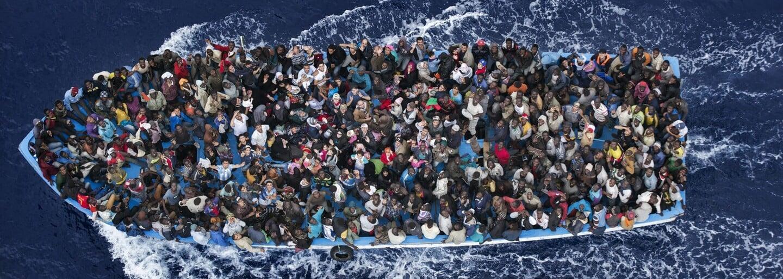 Aj ty sa raduješ, keď sa migrant utopí v Stredozemnom mori? YouTuber Selassie bojuje proti predsudkom v projekte #VýletyNaslepo