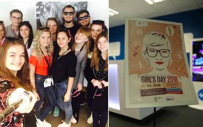 Aj ženy patria do IT. Zúčastni sa Girl's Day, na ktorom sa možno aj z teba stane talent na programovanie