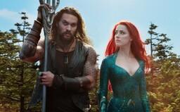 Ak bude v Aquamanovi 2 Amber Heard, odmietajú ísť na film. Petíciu proti herečke podpísalo takmer 2 000 000 divákov
