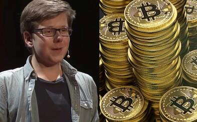 Ak ešte nie si milionár, je to len tvoja chyba. Erik cez Bitcoin premenil 1000 dolárov na viac ako milión a nebojí sa ľudí provokovať