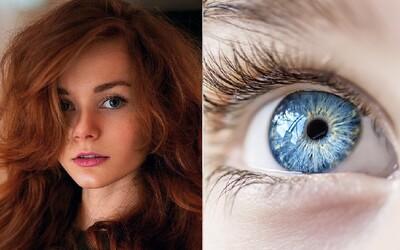Ak máš modré oči či ryšavé vlasy, si genetickým mutantom. Naše gény boli modifikované aj na to, aby sme mohli piť mlieko