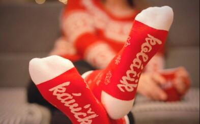 Ak si pravý kávičkár, tak tieto ponožky budeš milovať! Popradská našla spôsob, ako splní tvoje nevyslovené želanie
