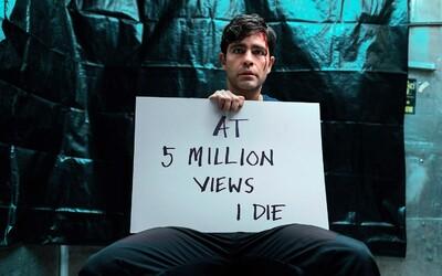 Ak toto video dosiahne 5 miliónov videní, zavraždia ma. Nový hit z Netflixu ťa prinúti vyšetrovať vlastnou hlavou