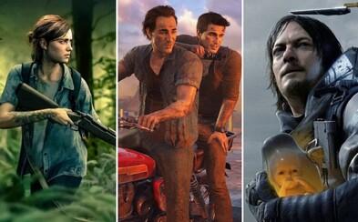 Ak vlastníš Xbox One alebo PlayStation 4, týchto 10 hier je pre teba povinnosťou