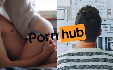 Pokud vymyslíš výzkum o sexu, Pornhub ti pošle 25 tisíc dolarů. Pornostránka chce finančně podpořit ambiciózní vědce