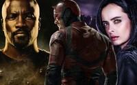 Aká budúcnosť čaká marvelovských hrdinov po spoločnom seriáli The Defenders?