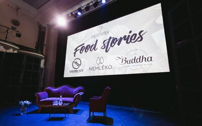 Akce Food Stories byla unikátní možností vyslechnout si příběhy inspirativních profesionálů v gastronomii a ochutnat skvělá jídla