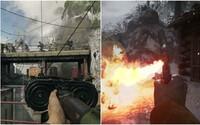 Akce, výbuchy a nacisté v plamenech. Call of Duty: WWII tě zve novým trailerem do nadupané bety, kterou si můžeš zahrát už příští týden