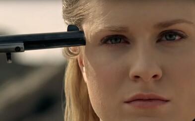 Akciou nabitý trailer odhaľuje, čo sa vo Westworlde stane v ďalších týždňoch