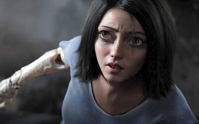 Akciou nadupaný trailer pre sci-fi Alita: Bojový anjel z produkcie Jamesa Camerona láka na dobrodružstvo vo futuristickom svete