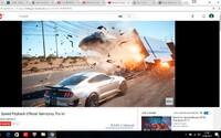 Akční honičky, exploze a kolize v nabitém gameplay traileru pro Need for Speed Payback slibují pořádně zběsilou jízdu se skvělou grafikou