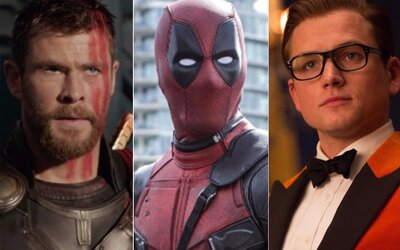Aké filmové novinky a trailery uvidíme v nasledujúcich dňoch? Odhalí Comic-Con prvé ukážky pre Avengers či Kingsman?