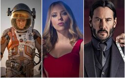 Aké filmy nakrúcajú desiati najobľúbenejší a najlepší herci Hollywoodu? #2
