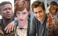 Aké filmy natáčajú najobľúbenejší herci a herečky? #2