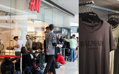Aké je to čakať pred H&M hodiny kvôli špeciálnym kolaboráciám? Porozprávali sme sa s trojicou chalanov, ktorí to robia rok čo rok