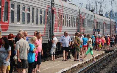 Aké je to cestovať 77 hodín vlakom? Cestovateľ Martin sa s nami podelil o zážitky z Transsibírskej magistrály