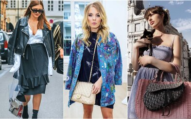Aké kabelky nosia známe tváre z našich končín? Inšpiruj sa zbierkou Dominiky Cibulkovej či Veroniky Ostrihoňovej