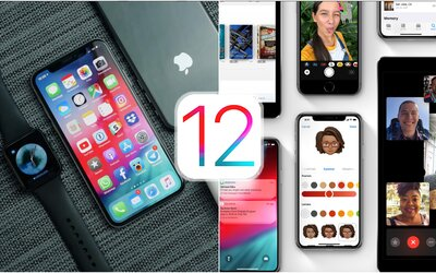 Aké novinky prináša nová aktualizácia systému iOS 12? Okrem zrýchlenia ťa čakajú memoji či rozšírená realita