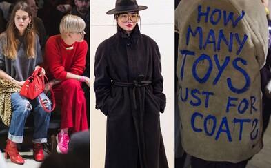 Aké outfity nosili ľudia počas troch dní Fashion LIVE! v Bratislave?