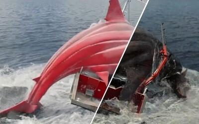 Aké počítačové triky oživili Megalodona v The Meg a čo všetko bolo CGI?