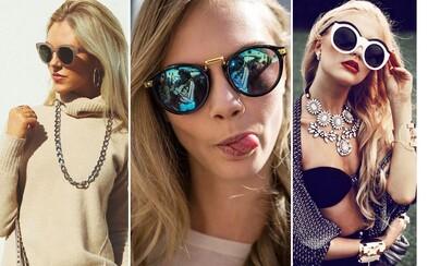 Aké slnečné okuliare zvoliť na prichádzajúcu letnú sezónu?