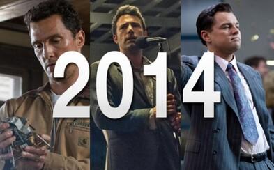 Aké sú najlepšie filmy roku 2014?