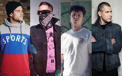Aké sú najočakávanejšie české rapové albumy na rok 2015?