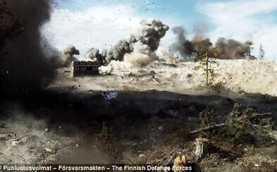 Aké to je ocitnúť sa na mieste, kam dopadne ničivý delostrelecký granát?