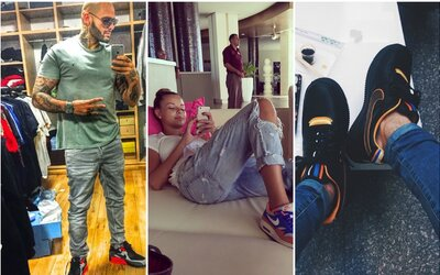 Aké topánky momentálne nosia známi Slováci a Česi? #1