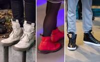 Aké topánky nosili návštevníci bratislavského Fashion LIVE!?