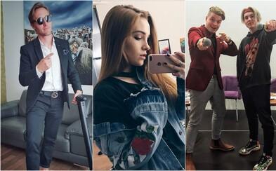 Aké značky preferujú Expl0ited, Moma či Sajfa? Najdrahšie módne kúsky slovenských a českých YouTuberov