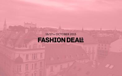 Aké značky sa odprezentujú na podujatí FASHION DEALã, ktoré v Bratislave spojí urban kultúru?