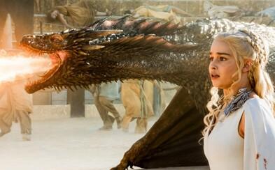 Akí veľkí budú draci v 6. sérii Game of Thrones?