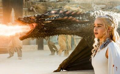 Akí veľkí budú draci v 7. sérii Game of Thrones? Pripravte sa na ozruty veľké ako Boeingy