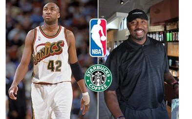 Ako basketbalista premrhal 100 miliónov dolárov a dnes pracuje v Starbucks. Vin Baker doplatil na alkohol, ale aj ľudí okolo seba