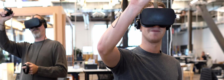 Ako bude vyzerať sociálna sieť vo VR headsetoch? Mark Zuckerberg a jeho Oculus nám predviedli budúcnosť