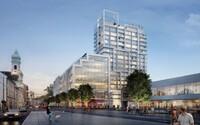 Ako bude vyzerať zrekonštruovaný Hotel Kyjev? Budova by mala už čoskoro dostať modernejší vzhľad