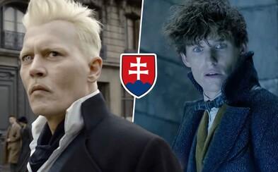 Ako bude znieť slovenský dabing vo Fantastických zveroch 2? Prekvapivo dobre!