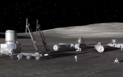 Ako by prebiehala kolonizácia Mesiaca? Európska vesmírna agentúra ukázala víziu a z tej môže byť realita