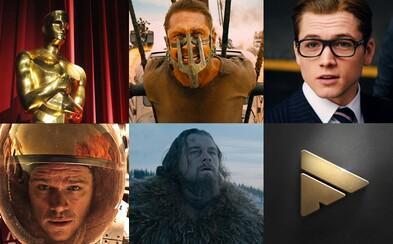 Ako by sme Oscary udelili v redakcii Filmkultu a ktoré zábavné kategórie sme pridali?