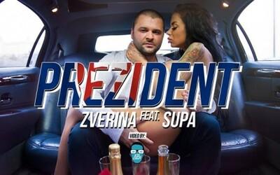 Ako by vyzeral prezidentský život v podaní Zverinu a Supu?