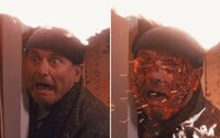 Ako by vyzerala klasika Sám Doma v krvavej verzii pre dospelých? Banditi s priestrelom hlavy či spálenou tvárou sú obeťami Kevina