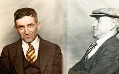 Ako by vyzerali zločinci z tridsiatych rokov minulého storočia na farebných fotografiách?