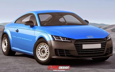 Ako by vyzerali známe športové či luxusné autá v najlacnejších verziách?