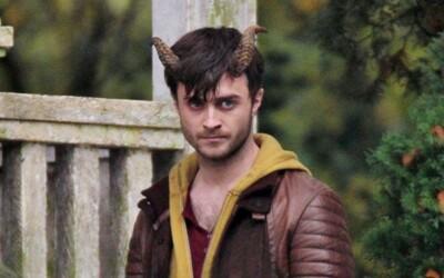Ako bývalému Harrymu Potterovi narástli rohy v novom horore