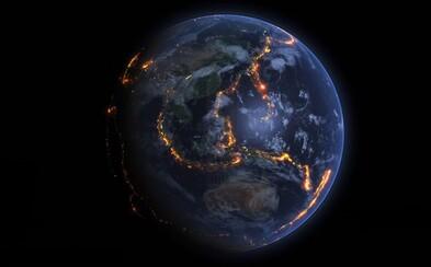 Ako často sme pocítili zemetrasenia od začiatku nového milénia?